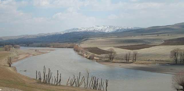 Türkiye'nin en uzun nehrinde debi 4 kat arttı