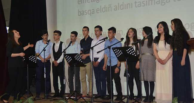 """""""Türkiye'nin yaşayan dillerinden"""" konser"""