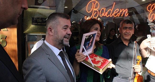 Ünlü sanatçı Edirne'de yetenek avına çıktı