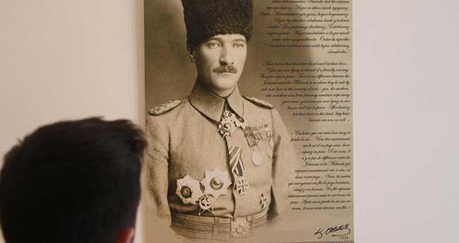 Ürdün'de Çanakkale fotoğraf sergisi