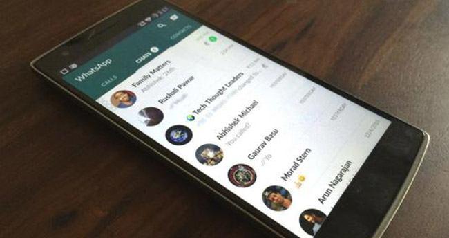 Yeni WhatsApp Nasıl Görünüyor?