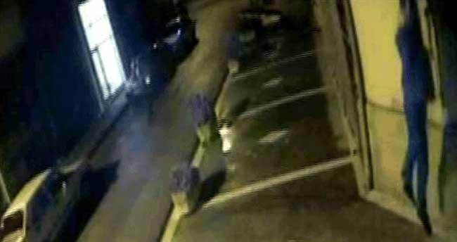 55 yaşındaki hırsız komandoları aratmadı