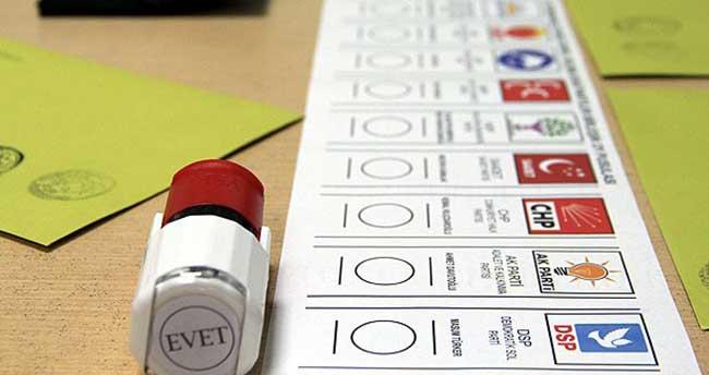 6 ülkede oy verme işlemi başladı