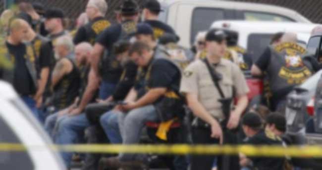 ABD'de motosikletli gruplar çatıştı: 9 ölü