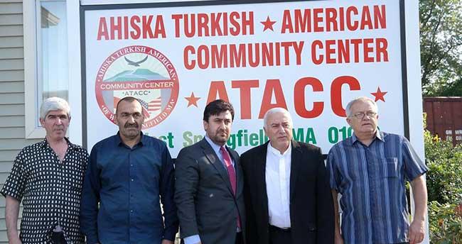 """ABD'deki Ahıska Türklerinin """"Paralel Yapı"""" rahatsızlığı"""