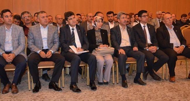 AK Parti Konya Seçim Çalışmalarını İstişare Etti
