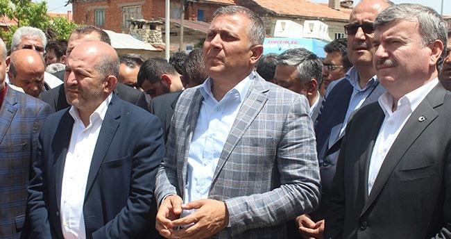 AK Parti Tam Kadro Beyşehir'de