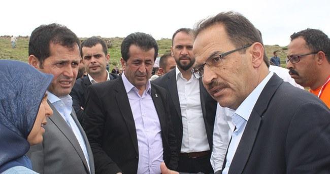 AK Parti'den Hadim çıkarması