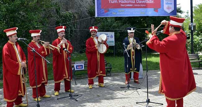 Anadoluhisarı'ndaki tarihi namazgah ibadete açıldı