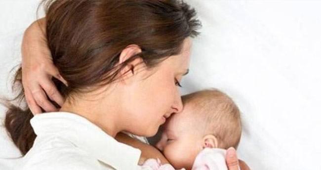 Anne sütü bebeği birçok hastalıktan korur