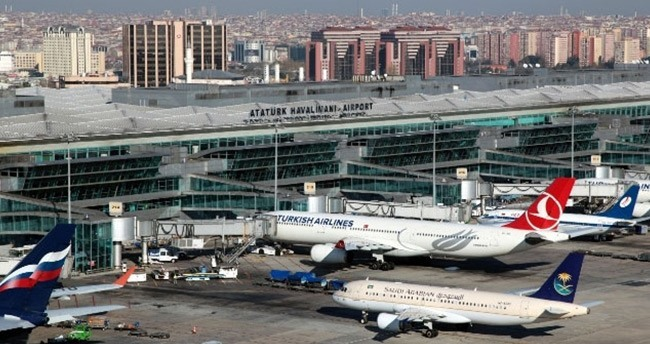 Atatürk Havalimanı'nda bir rekor daha