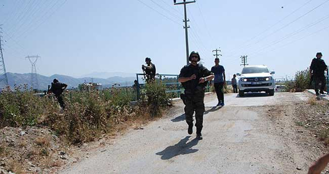Aydın'da polise saldıran şahıs vuruldu