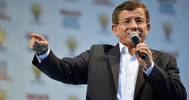 Başbakan Davutoğlu: 'Fail tespit edildi'