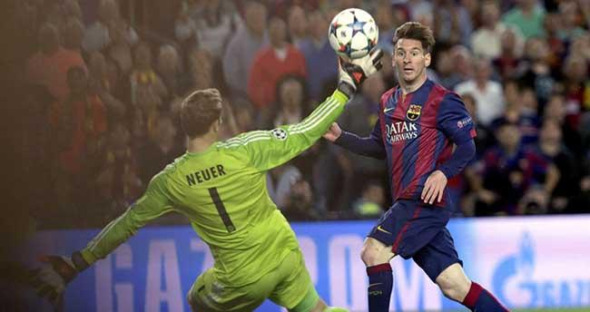 Bayern'i 'Barça'ladılar !