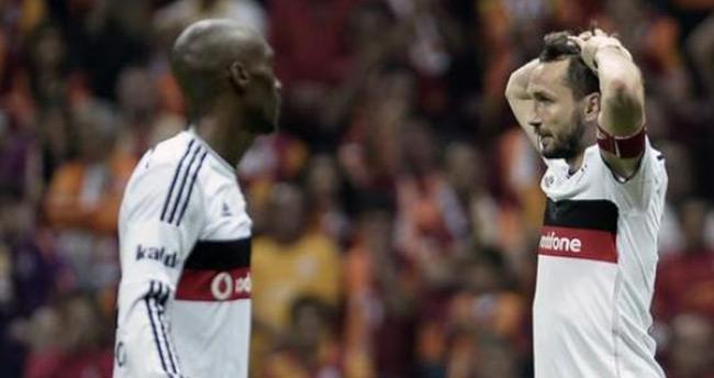 Beşiktaş tarihinde bir ilki yaşadı