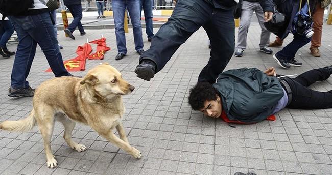 İstanbul'da 1 Mayıs Emek ve Dayanışma Günü