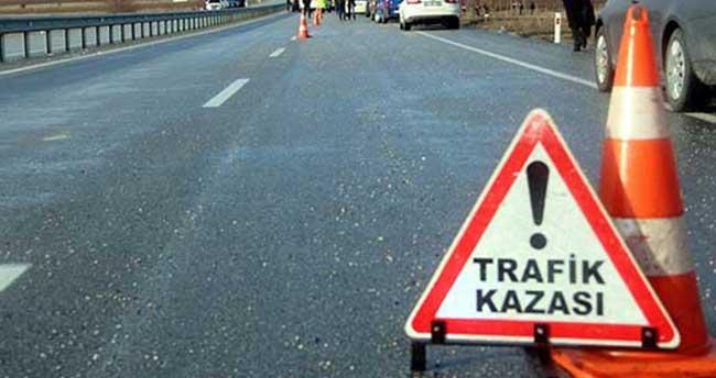 Bitlis'te polis midibüsü devrildi: 25 yaralı