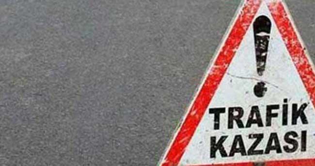 Bodrum'da taksiyle kamyonet çarpıştı: 2 ölü, 3 yaralı