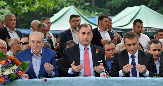 Bulgaristan'da asimilasyon kampanyasının kurbanları anıldı