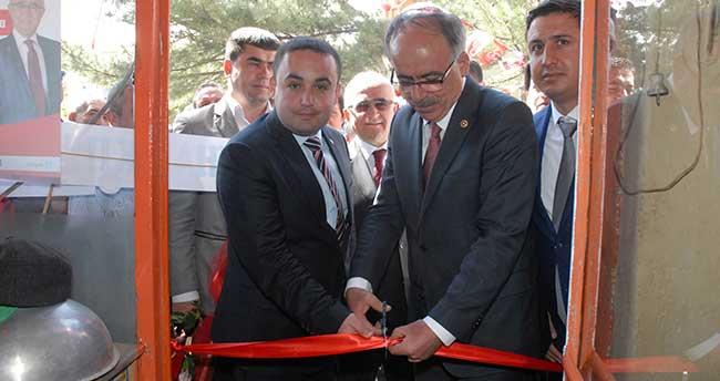 Çumra'da MHP Seçim Bürosu Açıldı