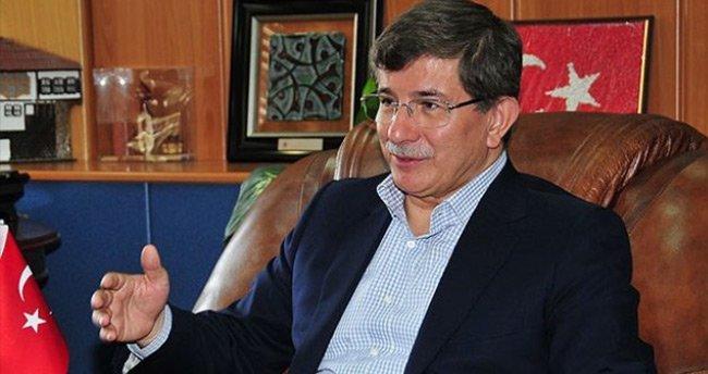 Davutoğlu'ndan Konya'daki paralel operasyonuna ilişkin açıklama