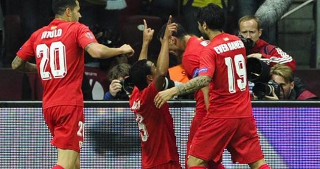 Dinipro 2-3 Sevilla
