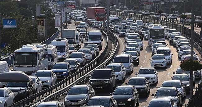 Dizel yakıtlı otomobil sayısı 3 milyonu geçti