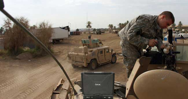 Dünya ordularının tercih ettiği bilgisayar