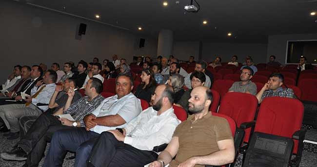 Eczacılara mesleki eğitim semineri