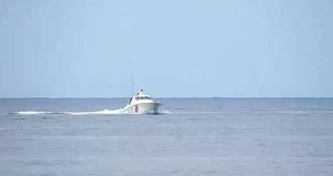Ege Denizi'nde 42 kaçak yakalandı