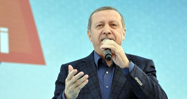 Erdoğan: 'Yarın bir müjde duyabilirsiniz'