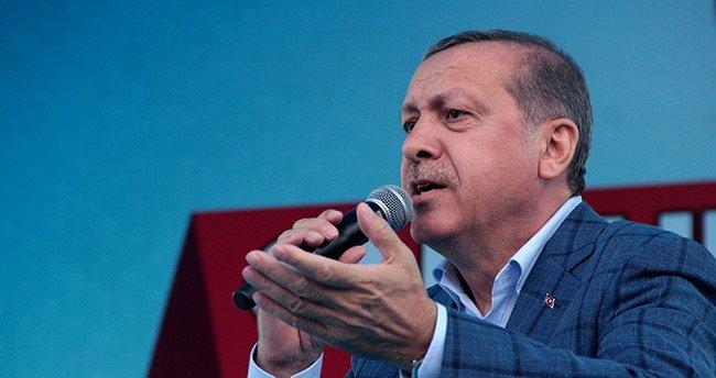 Erdoğan'dan Kılıçdaroğlu'na, 'tavuk musun?'