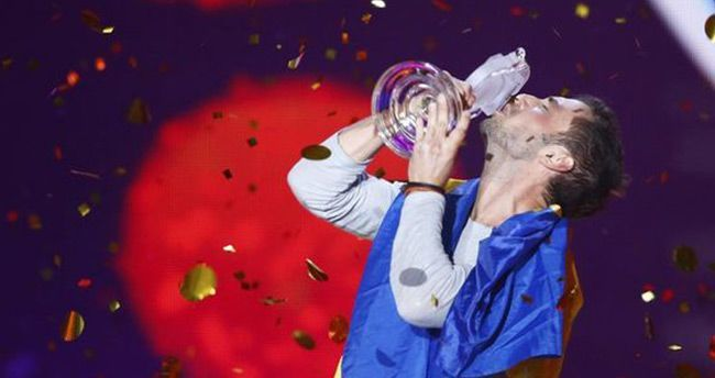 Eurovision'da kazanan İsveç oldu