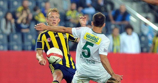 Fenerbahçe 0-3 Bursaspor