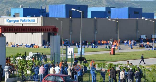 Ford Otosan işçileri eyleme devam ediyor