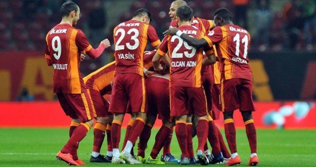 Galatasaray liderliği korumak istiyor
