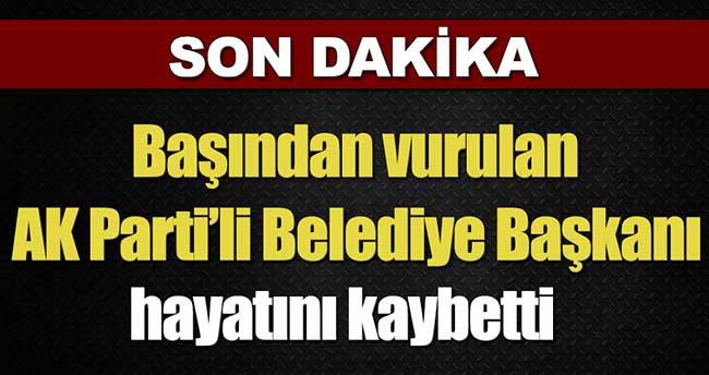 Gürsü Belediye Başkanı Cüneyt Yıldız hayatını kaybetti