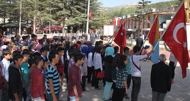 Hadim'de buruk 19 Mayıs Kutlaması