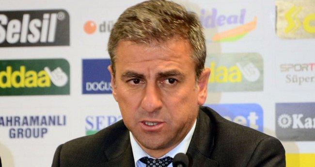 Hamzaoğlu: 'Her acıdan sonra bir mutluluk yaşanıyor'