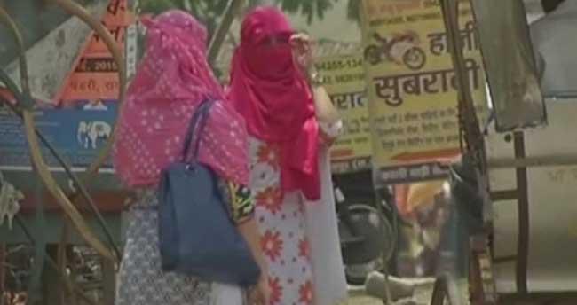 Hindistan'da aşırı sıcaklarda ölü sayısı bini geçti