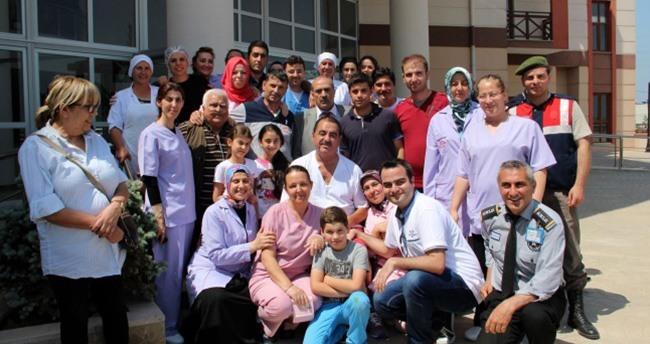 İbrahim Tatlıses ameliyat sonrası ilk kez görüntülendi