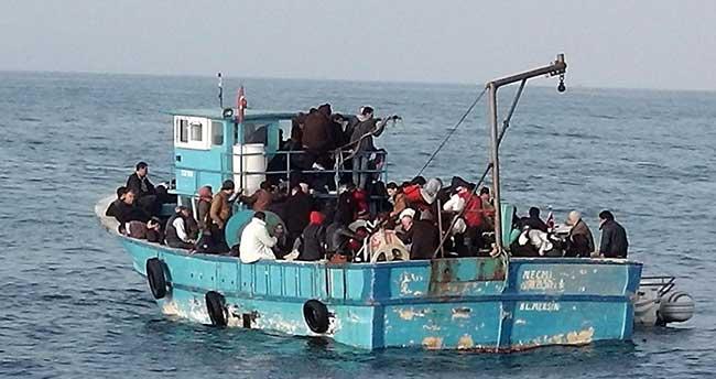 İhbar hattını arayıp 171 kaçağı yakalattı