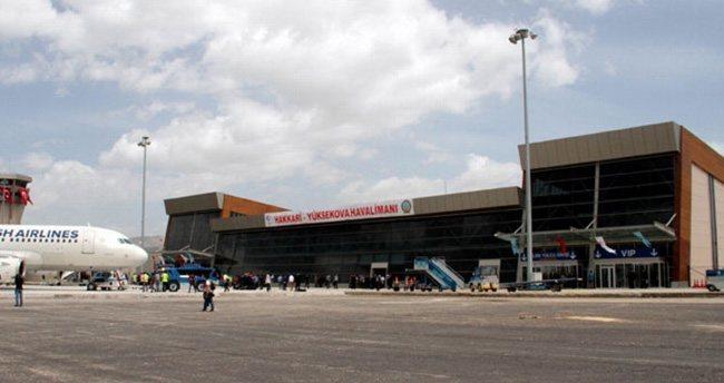 İşte Yüksekova Havalimanı'nın ismi