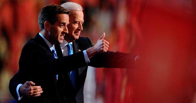 Joe Biden'in oğlu Beau Biden hayatını kaybetti
