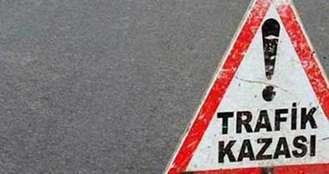 Kahramanmaraş'ta kamyonet devrildi: 11 yaralı