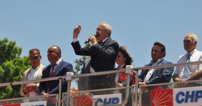 Kılıçdaroğlu: Huzur Ve Bereket Getireceğiz
