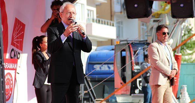 Kılıçdaroğlu mazot eleştirilerine cevap verdi