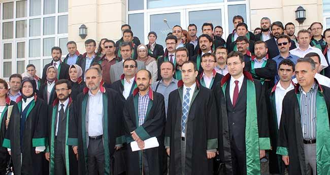 Konya Baro Başkanı Kayacan'a istifa çağrısı