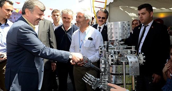 Konya Bilim festivali yoğun ilgi gördü