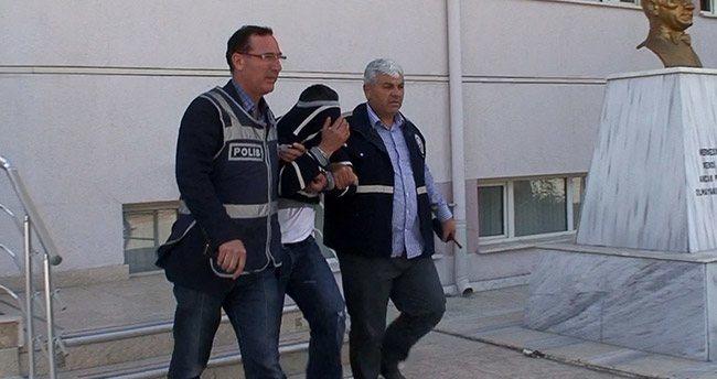 Konya Ereğli'de firari zanlı yakalandı